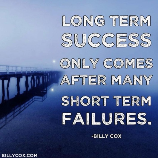 Long Term Success